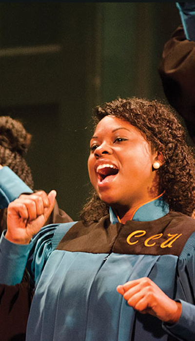 Fall Gospel Choir Concer
