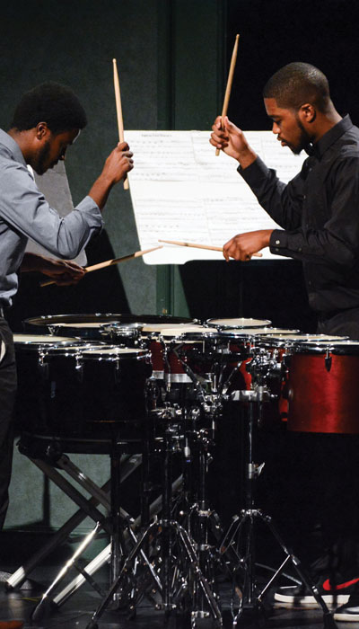 CCU Percussion Ensemble