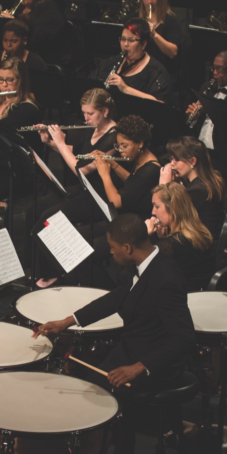 Symphonic Band and Coastal Winds: Fall Back Concert